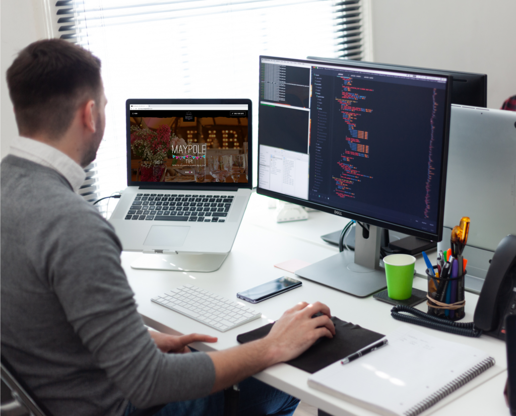 Maypole Tipt | Portfolio | Hush Digital Web Design Darlington
