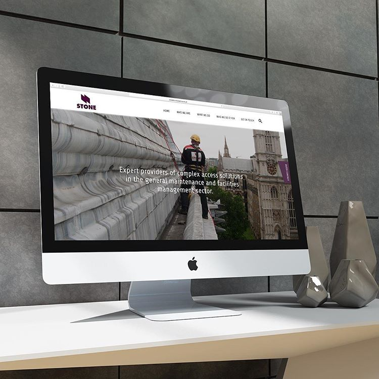 Stone Technical Services | Hush Digital | Web Design Darlington