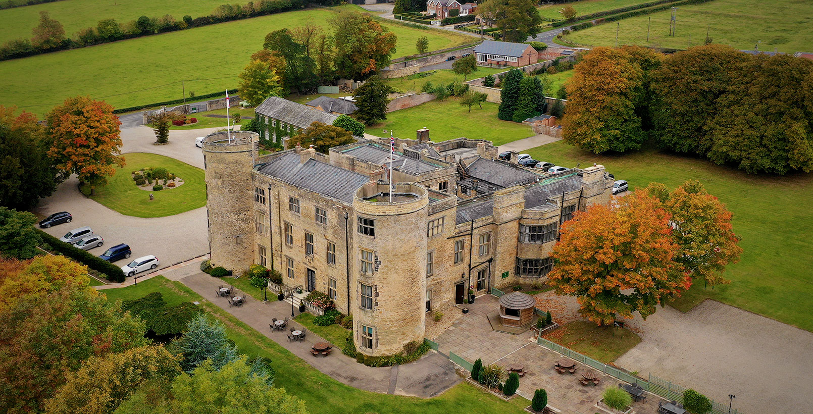 Walworth Castle   Hush Digital   Web Design Darlington