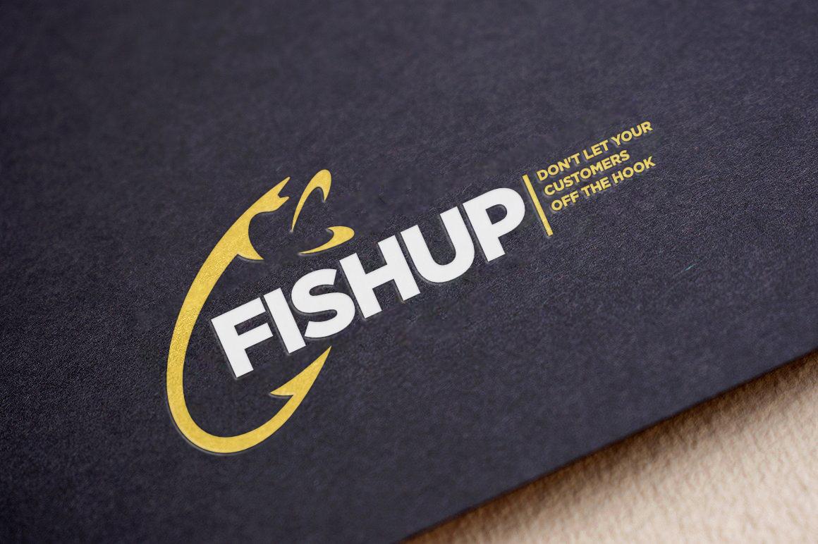FISHUP | Logo | Branding