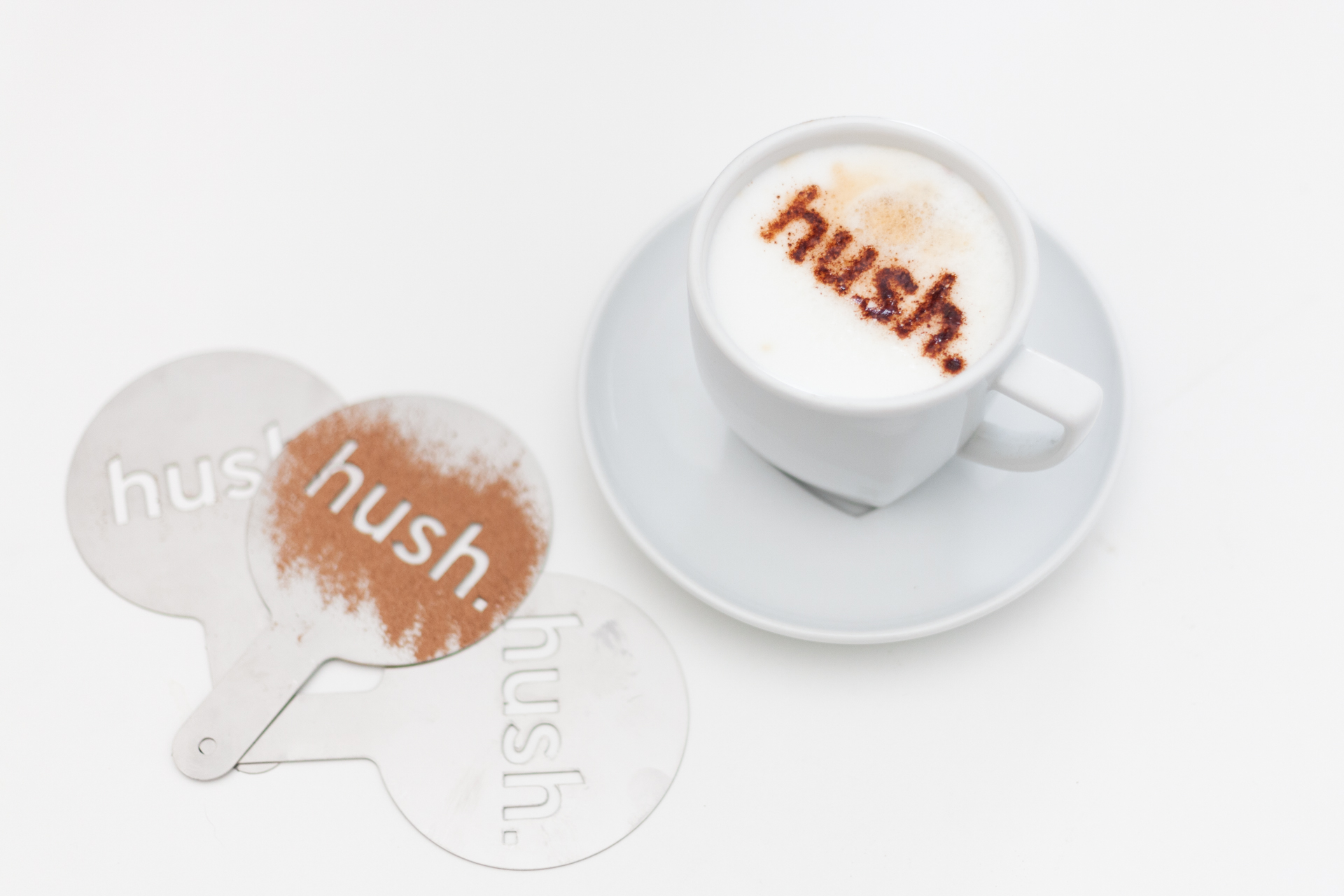 Hush Digital Coffee